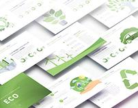 ECO - PowerPoint Infographics Slides