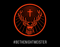 "Jägermeister - ""The Social Night Meister"""