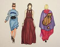 Fashion Illustration Style