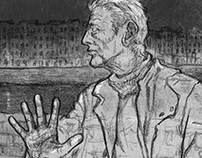 The last novel of James Joyce