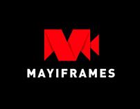MayiFrames - Logo Design