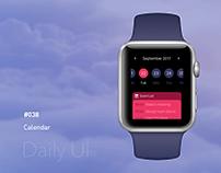 Daily UI - #038