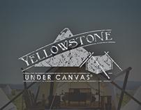 Yellowstone Under Canvas® - Identity