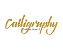 Caligrafia e Lettering 1