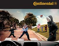Continental - Stampa ed espositore