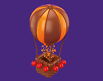 Cadbury Choc Orange