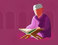 Qura'an reader