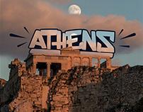 Athens Lettergames