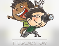 The Salad Show Logo