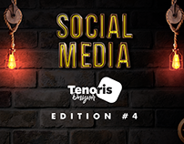 Social Media By Tenoris Designer Edition #4