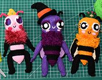 Yarntober (ArtToys tejidos)