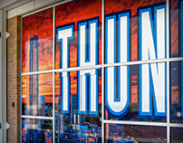 Chesapeake Energy Arena Signage Updates