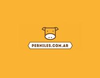Identity for Perniles.com.ar