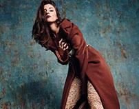 Kristina Si for Muse Magazine