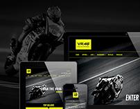 VR46 - E-commerce Responsive Website