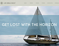 Luis Ginillo Boat