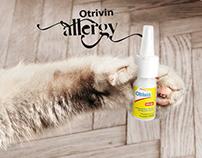"""Novartis Otrivin Allergy """"Dog & Cat"""", Press 2012"""