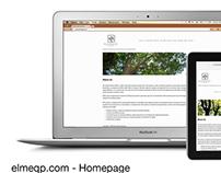 Elm Equity Partners Website