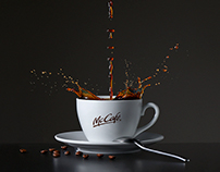 McCafe Coffee Menu