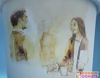 Dunkin´Donuts - Café 100% Hondureño