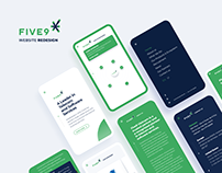 Five9 - Corporate | IT Technology Website UI Redesign