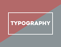 Name Typography