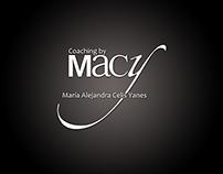 Coaching by MACY | Logo - Branding - Web | 2015