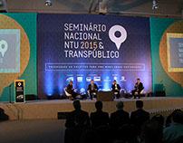 Seminário Nacional NTU 2015 & Transpúblico