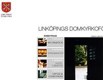 Website: Linköpings domkyrka, Svenska kyrka (1999-2009)