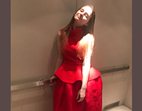 Red Dress for the American Heart Association