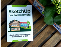SketcUp-Cover book Apogeo