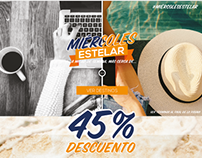 Miércoles Estelar - Hoteles Estelar