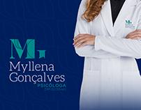 Brand - Myllena Gonçalves Psicologia