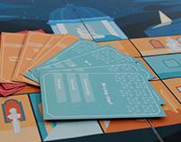 Betörő/Fejtörő - Boardgame design