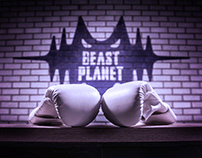 BEAST PLANET Fitness Brand eXperience Design