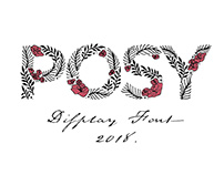 Posy - Display Font