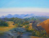 Caparaó's Mountain Range