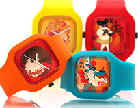 TokyoCandies x Modify Watches