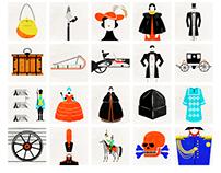 Tolstoy App Illustration