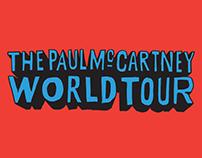 Paul McCartney — Timeline