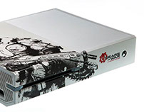 Gears of War Ultimate Edition Limited Edition Xbox