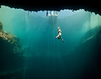 the art of freediving