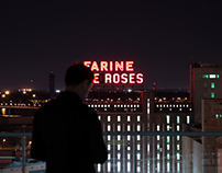 Montreal by night - Farine Five Roses