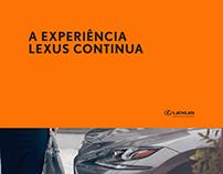 LEXUS — GDPR Campaign
