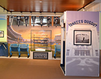 Yankees & Giants exhibits at Hebrew Home in Riverdale