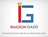 Identidade Visual - Irailson Gazo