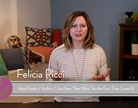 Felicia Ricci | Training Vlog