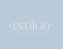Logotype for textile studio