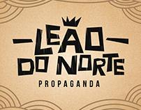 Leão do Norte Propaganda   Brand