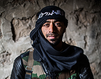 Faces of the Free Syrian Army